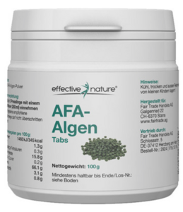 AFA Algen Tabletten