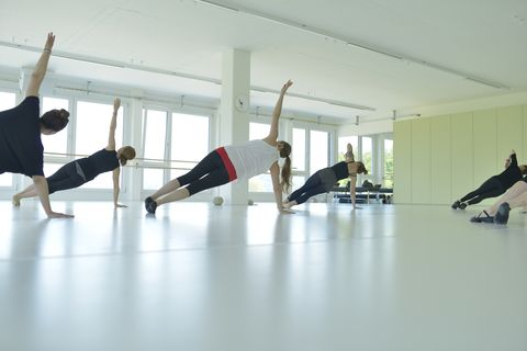 Ballett Workout